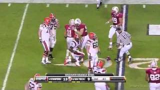 Shayne Skov vs Virginia Tech (2010)
