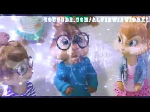 """Hey Baby (Drop It To The Floor)"" - Chipmunks Music Video HD (Other Voices Version)"