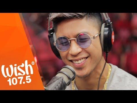 "Kris Lawrence sings ""Ikaw Pala"" LIVE on Wish 107.5 Bus"
