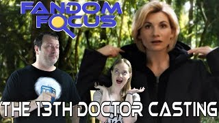 We talk about the reactions to the casting of Jodie Whittaker as the 13th Doctor and our own thoughts as well! Doctor Who is all...