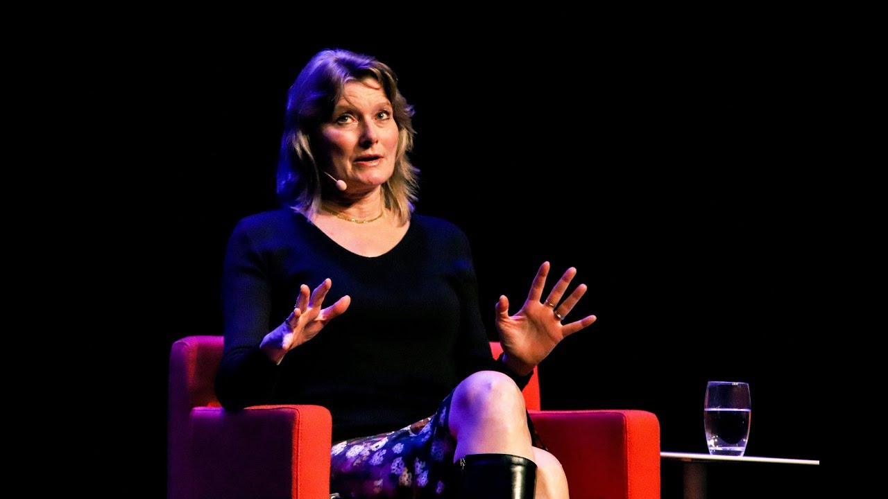 Jennifer Egan at the Wheeler Centre