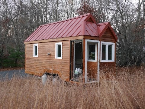 small home - Check out Deek's Book on Shelter and Cabin Concepts HERE... http://www.amazon.com/Humble-Simple-C... Derek
