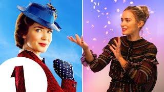 "Video ""I've made a huge mistake!"" Mary Poppins' Emily Blunt on the perils of kite flying & baby puke MP3, 3GP, MP4, WEBM, AVI, FLV Januari 2019"