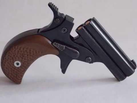 Глушитель на ружье своими руками фото