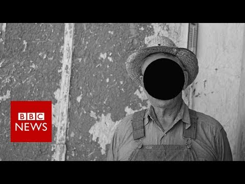 Gallery Shows Unseen Censored Us Photos Of The 1930s - Bbc News