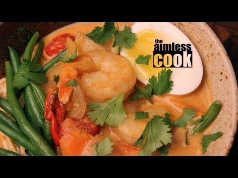 Curry Laksa Recipe – Southeast Asian Cooking