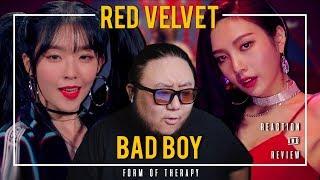 "Video Producer Reacts to Red Velvet ""Bad Boy"" MP3, 3GP, MP4, WEBM, AVI, FLV September 2018"