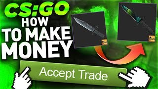 "In today's video I discuss some ways to make money in csgo.TOP 5 WAYS TO MAKE MONEY IN CSGO! Hope you guys enjoyed this video!Use my code for FREE skins!Code ""fatnoob"" http://hellcase.org/ffatnoobCode ""fatnoob"" http://www.csgoroll.com/Code ""fatnoob"" https://bets.gg/Code ""fatnoob"" https://www.csgostrong.com/free-coins/?affiliate=fatnoobCode ""fatnoob"" http://csgopolygon.com/Steam trade link!http://bit.ly/1J8GF8uConnect with me▼• Subscribe to me! http://bit.ly/12pixdc• Follow me on Twitter: http://www.Twitter.com/FatNoobTM• Follow me on Twitch: http://bit.ly/1pED2I3• Join my steam group: http://steamcommunity.com/groups/FatNoob54• Google+: http://bit.ly/1ygYkE2• Music by Not The King https://soundcloud.com/coreygagne & Tobu http://www.youtube.com/tobuofficial- FatNoob"