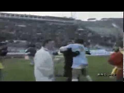 serie a 1988-89: lazio - roma 1-0!