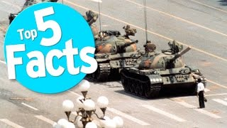 Top 5 Facts About the Tiananmen Square Protests