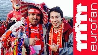 Bayern Munich V Real Madrid | Eurofan Change Game