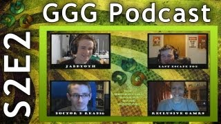 The Generation Gamers Game Podcast where they talk about anything and everything. Jabbtoth ...