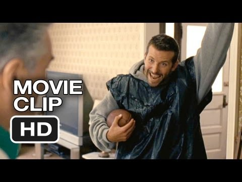 Silver Linings Playbook Movie CLIP - Up Up Up (2012) - Bradley Cooper Movie HD Video