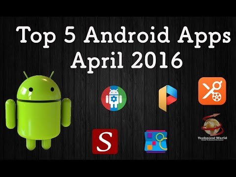 Top 5 Android  Apps August 2016 [Hindi] | Must Try #1
