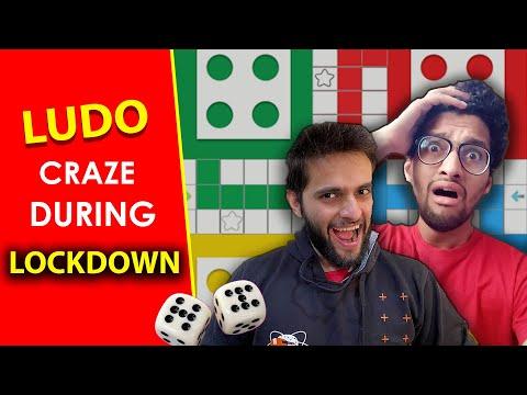 LUDO craze during Lockdown   Funcho