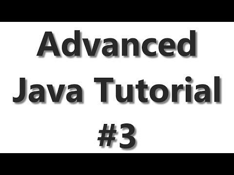 Advanced Java Tutorial #3 – Text To Speech