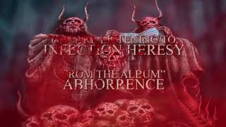 Video CRANIAL CARNAGE - Infection Heresy /official album trailer/