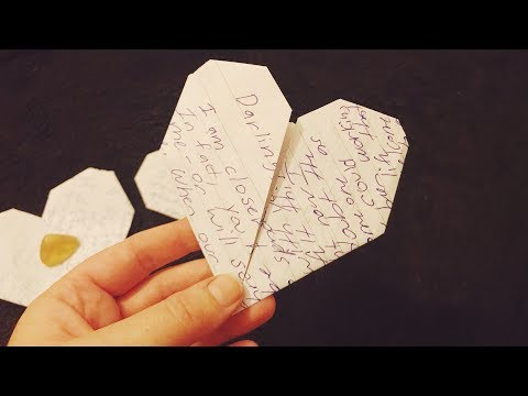 OPEN a letter from your future soulmate!