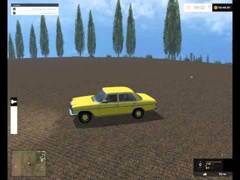 Mecedes Benz Modpack v1.5