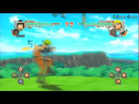 NSUNS 2: Rock Lee - Leaf Hot Wind