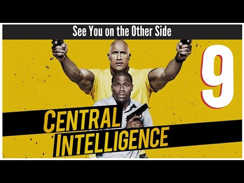 Central Intelligence (2016) - See You on the Other Side - Scene (9/10)