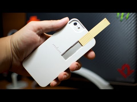 iphone 5 technology - Absolute Technology's Linkase For iPhone 5 Review Get a Linkase Here: http://amzn.to/17E5t65. Extras My Instagram: http://...