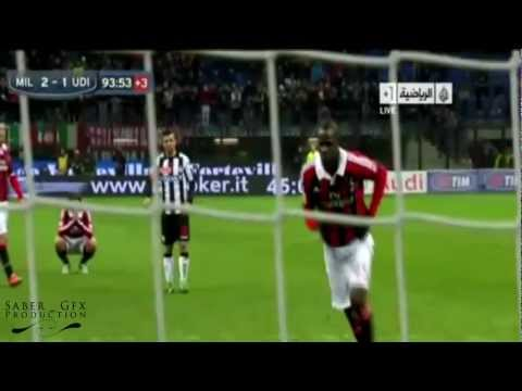 Mario Balotelli � AC MILAN � 7 Goals in 6 Games �_Best travel videos, no flights ticket required
