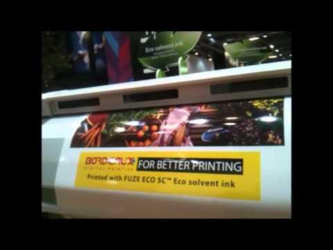 Bordeaux Digital Printink