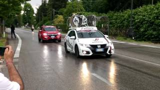 Mogliano Veneto Italy  city pictures gallery : Giro d'italia 2016 Mogliano veneto