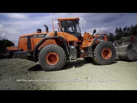 Doosan Construction Equipment Europe Customers' Testimonials - Giorgio Bacco(Italiy)
