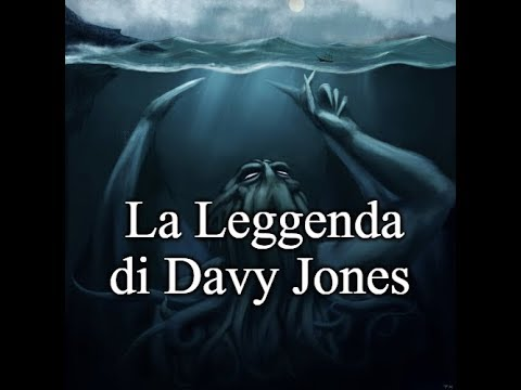 La Leggenda di Davy Jones