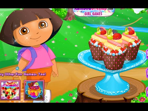 Explore Cooking With Dora - Nick Jr Games To Play - Yourchannelkids