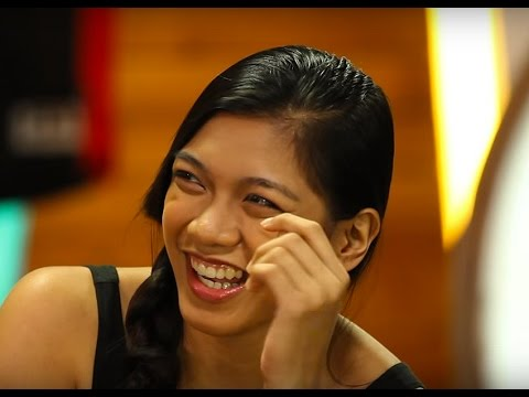 Volleyball Phenom Alyssa Valdez Sets Record Straight on Kiefer Ravena – THE GOAT on FOX Sports