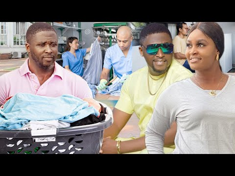 From Roadside Dry cleaner To Billionaire Husband  Season 5&6 - Chizzy Alichi  2021 Latest  Movie