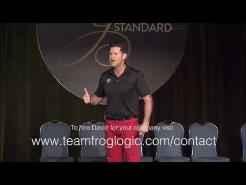 Top Navy SEAL Motivational Speaker David Rutherford Gives Speech On The Team Life