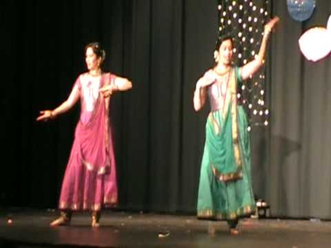 MMA 2009 - Classical Dance Performance - Mere Dholna Sun - Tanuja & Vindali
