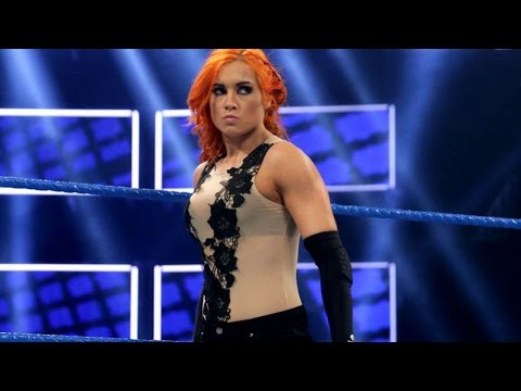 WWE Becky Lynch Hot Compilation - 6