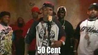 G-Unit Freestyle (Rap City)