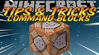 Minecraft Tips and Tricks - Command Blocks Experience Tricks - Use exp levels for Mini Game Logics