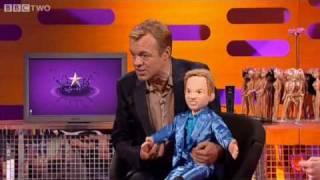 Robotic Graham - The Graham Norton Show - BBC Two