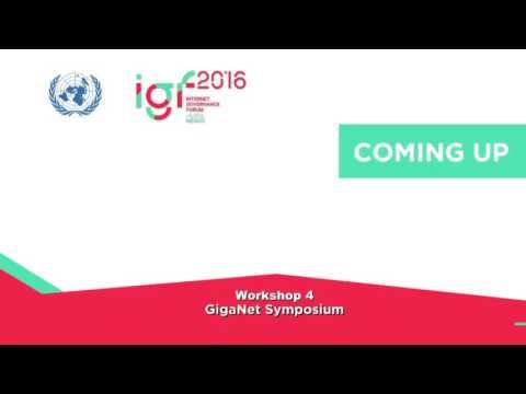 GigaNet Symposium
