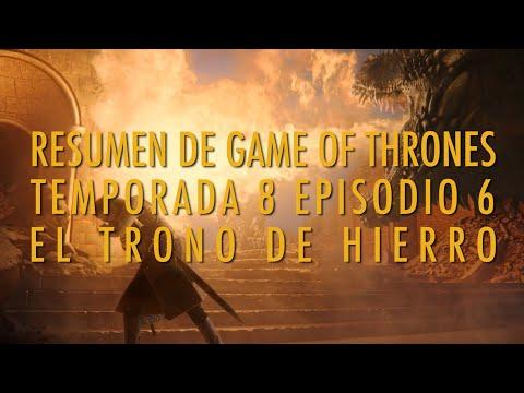 Game of Thrones: Season 8 - Episode 6: The Iron Throne
