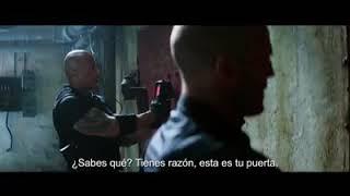 RAPIDOS Y FURIOSOS #HobbsAndShaw -Primer trailer