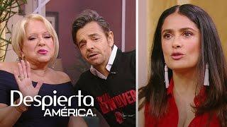 La Dra. Nancy Álvarez explicó la diferencia entre un hombre que es 'gigoló' y uno que es un 'latin lover', ¡y resultó que Eugenio Derbez es todo un donjuán!