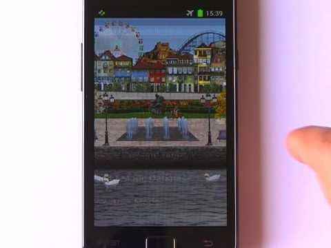 Video of River Park PRO Live Wallpaper