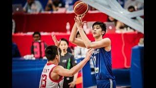 Video Philippines vs. China FULL HIGHLIGHTS | FIBA Asia U16 | 04.07.18 MP3, 3GP, MP4, WEBM, AVI, FLV Desember 2018