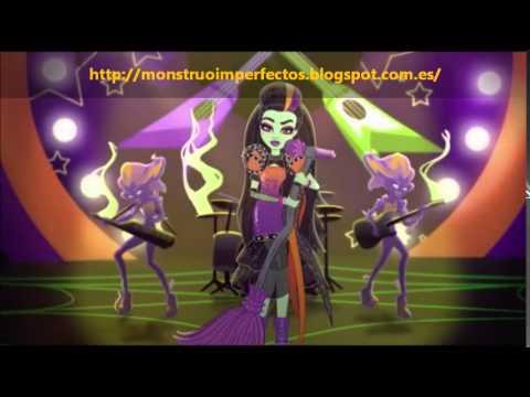 """¡¡""""Witching Hour"""" by """"Casta Fierce""""!! BSO-Monster High (monstruoimperfectos.blogspot.com.es)"""