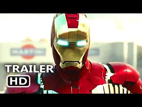 AVENGERS INFINITY WAR Official NEW Trailer (2018) Marvel Superhero Movie HD