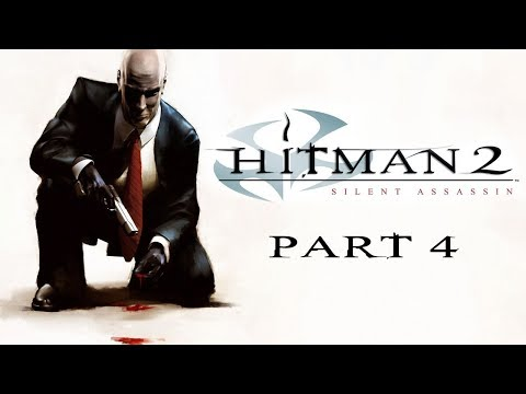 Hitman 2: Silent Assassin - Part 4 - The Mysterious Clera