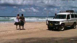Rainbow Beach Australia  City new picture : Rainbow Beach in Queensland Australia